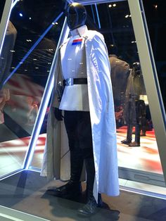 Star Wars Rogue One costume.