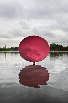Anish Kapoor is easily one of the greatest sculptors making work today. His work could be simply described as minimal but have you ever seen a minimal artist who continually creates objects that pack such a powerful punch? Each work trumps the next in size, location, illusion, and scale.