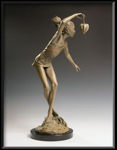 David Goode - Bronze Sculpture