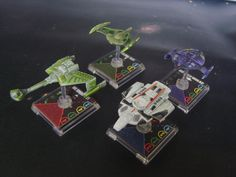 Star Trek Attack Wing...an ongoing 5 year project to create new worlds, blah blah...