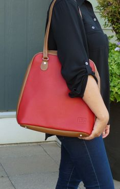 Our Monaco Leather Backpack It Can Be Used As A Shoulder Bag Or