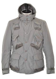 Woolrich Humboldt Field Grey Jacket