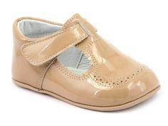 3256. Classic Baby Patent Shoe