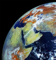 The highest-definition photo of Earth taken to date.