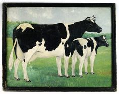 love this cow painting