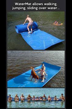 Water Mat!