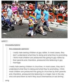 I'm a Christian AND i'm part of the LGBTQ community. I completely support all LGBTQ rights, and I believe in god. Being LGBTQ is as bad as not doing what your parents say. Christian hypocrisy should be banned instead of gay marriage. Haha, Unpopular Opinion, Faith In Humanity, My Tumblr, My Guy, In This World, Equality, I Laughed, The Best