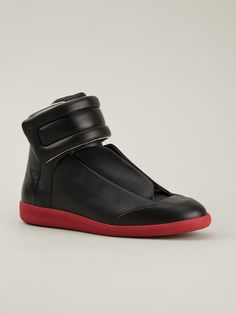 Maison Margiela Concealed Vamp Sneakers - Hirshleifers - Farfetch.com