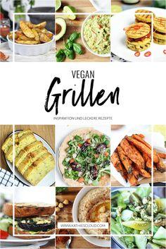Vegane Grill-Rezepte #vegan #bbq #rezept #grillen