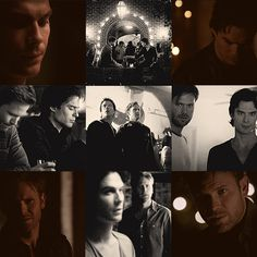 Vampire Diaries Alaric and Damon