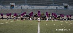 Shepton Stallionettes Drill Team Halftime performance