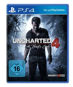 Uncharted 4: A Thief's End [PlayStation 4]