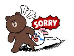 Cony apologises to angry Brown