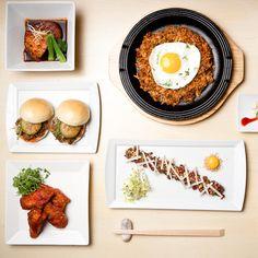 DANJI //  Korean Fusion Restaurant In Newyork