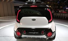 Kia Trail'ster Concept Photos and Info – News – Car and Driver