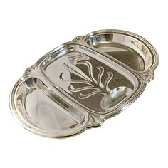 Enchantment III 40x30mm Antique Silver Setting 1 pc : sku 11.28.12.8 T17