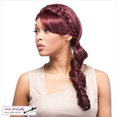 It's A Wig Braided Lace Wig - Uptown (Final Sale)