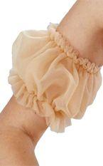elegant arm puffs