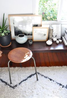Victoria's Souk Rug from west elm via @sfgirlbybay / victoria smith