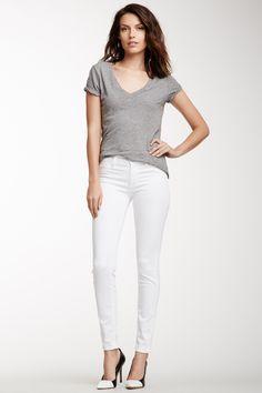 HUDSON Mid Rise Super Skinny Pant  PantWomen #Pants