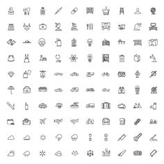 Monicons - by Tim Boelaarts. Use promo code 'monicons' and save $ 5 (more sets available)