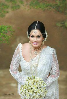 By Dhananjaya Bandara Sri Lankan Weddings Pinterest Saree