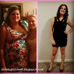 Gastric Sleeve Story - #weightlosssurgery #transformation Fit and Healthy fitsparation follow my story on my blog www.1brokegirl-tash.blogspot.com