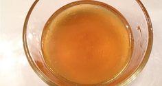 Les bienfaits du vinaigre de cidre et du miel sur un estomac vide chaque matin pour être en bonne santé.