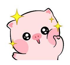 gorygul - 0 results for illustrations Cute Cartoon Drawings, Cartoon Gifs, Kawaii Drawings, Cute Love Pictures, Cute Love Gif, Cute Kawaii Animals, Kawaii Pig, Kawaii Faces, Cute Love Cartoons