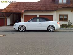 Audi A4 Cabriolet (8H7, 8HE) 03-2003 von K-Concept  Bild 111366