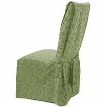 80 Salon Basil dining chair slipcover