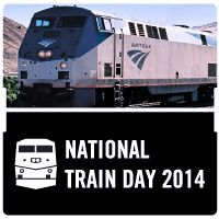 To commemorate National Train Day (Saturday, May 10, 2014) the Nevada State Railroad Museum will operate and offer rides aboard Virginia & Truckee Railway's McKeen motor car No. 22.  The car entered service for the V&T on May 9, 1910, and was retired in 1945.  No. 22 is the only restored and operable McKeen motor car in the world.
