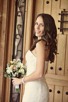Curls- wedding hair
