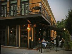 7. Cotton Row Restaurant - Huntsville.  Great city to visit.