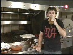 pizza a la parrilla Ariel a la Parrilla - Episodio 8 - 3 de 3 - 03-07-11