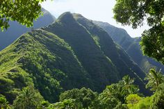 Iao Valley State Park, Hawaii