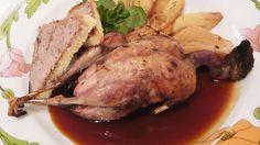 Perdreau gris rôti sur canapé, pommes grenaille #restaurants #gastronomie #restaurantparis #restaurantfrance #restaurantparis13 #restaurant75013 #france #paris #restauranttraditionnel #petitmarguery