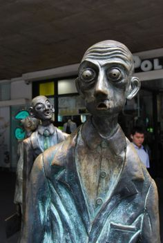 Street Sculptures
