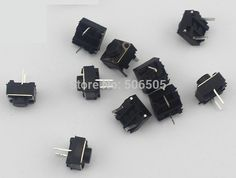 Free shipping 6X6X5mm 2pinTactile Tact Mini Push Button Switch Micro Switch Momentary 100pcs/lot