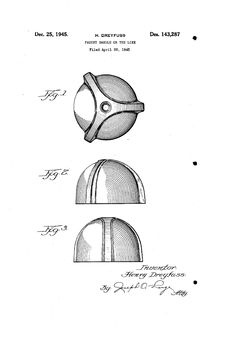 Crane faucet design by Henry Dreyfuss