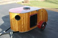Model The Dinoot Trailer From Compact Camping Concepts Is A Modular Fiberglass Camping  The Extended Version Retails For $889, $959 With The Tailgate Cutout CCC Suggests Using A Harbor Freight Bolttogether Trailer For Lightduty Usage,