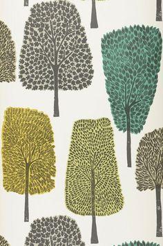 Davila | Papier peint vintage | Autres papiers peints | Papier peint des années 70