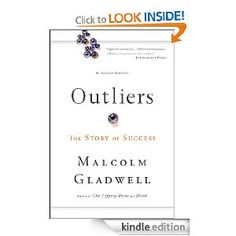 I was mesmerized by this thought provoking book.  Malcolm Gladwell books are now on my must reads.