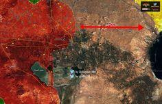 Gli Arcani Supremi (Vox clamantis in deserto - Gothian): La situazione della guerra in Siria nel febbraio 2017