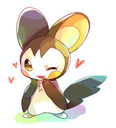 Image result for Pokemon emolga shiny