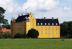Krenkerup Castle, Denmark