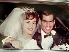 PHOTO: Sandy and Jim Zahn are celebrating their 50th anniversary at the same hotel where they stayed on their Dec. 22, 1966 wedding night. The couple in their car.
