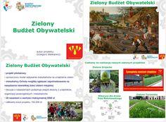 Zielony Budżet Obywatelski to projekt zgłoszony do budżetu partycypacyjnego. Więcej: https://app.twojbudzet.um.warszawa.pl/projekt/15915?user=Grzegorz+Walkiewicz
