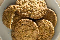 almas-zabpelyhes-keksz2 Biscotti, Muffin, Paleo, Pizza, Cookies, Breakfast, Desserts, Cukor, Foods