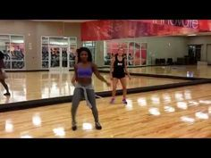 Maleek Berry - Kontrol - Real Rhythm Dance Fitness Choreography - YouTube